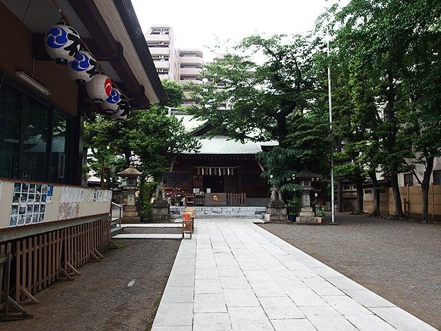 大塚天祖神社写真