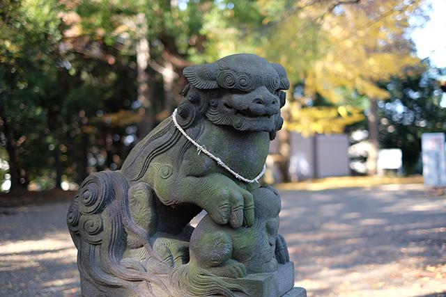 篠原八幡神社写真