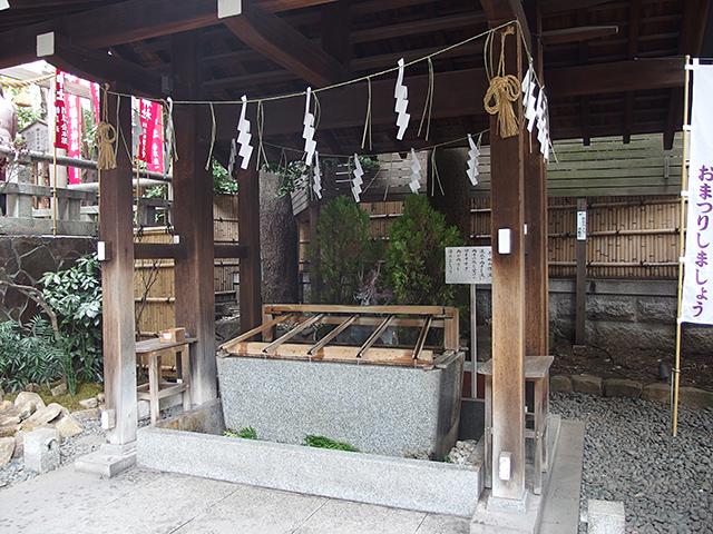 東京大神宮写真