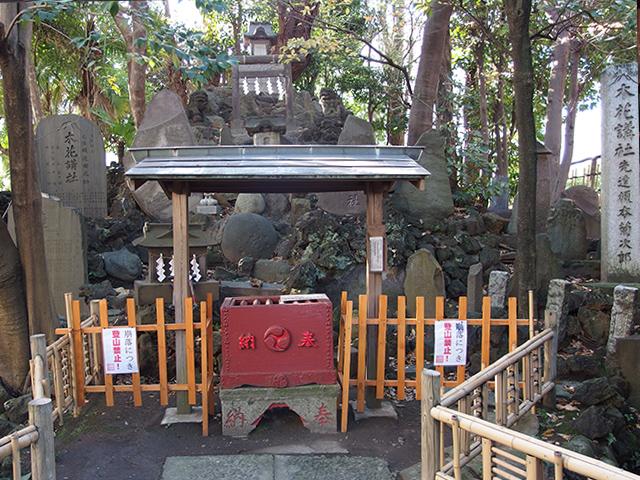 羽田神社写真