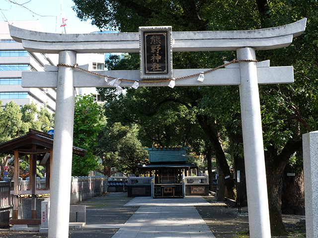 熊野神社(芝増上寺)