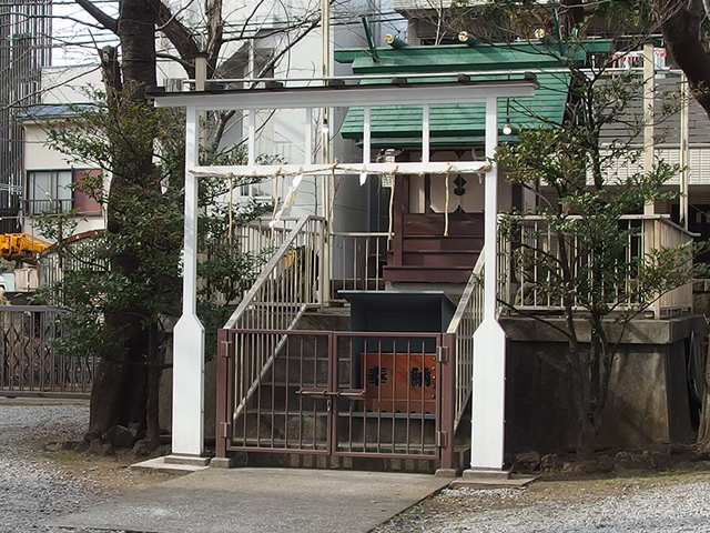 神明宮(東神奈川)