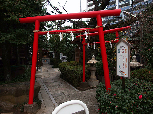 水天宮平沼神社写真