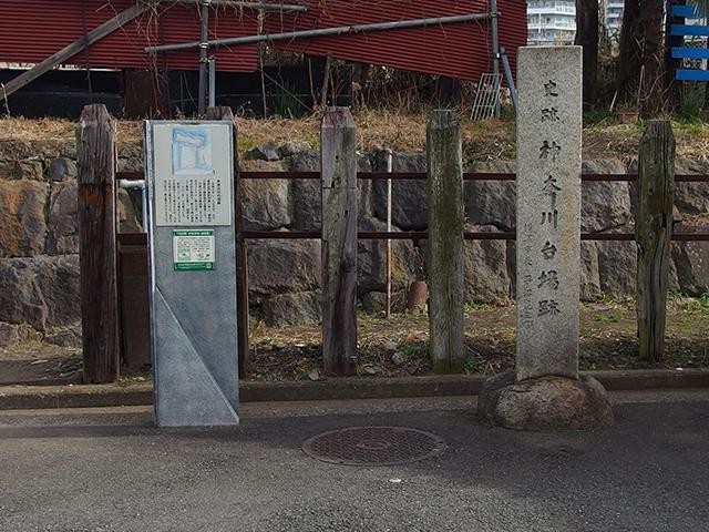 神奈川台場公園写真
