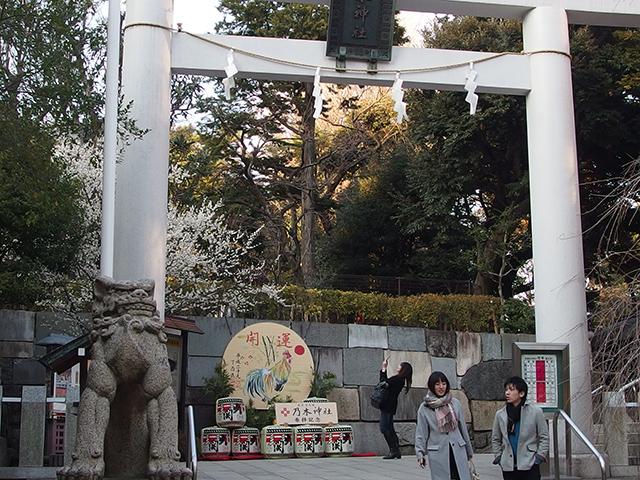 乃木神社写真