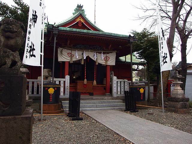 浅間神社(横浜市西区)