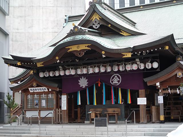金刀比羅宮(東京都港区)