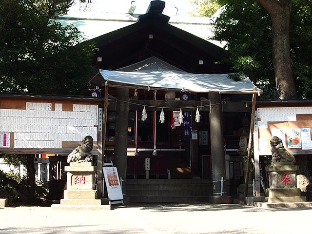 幡ヶ谷氷川神社