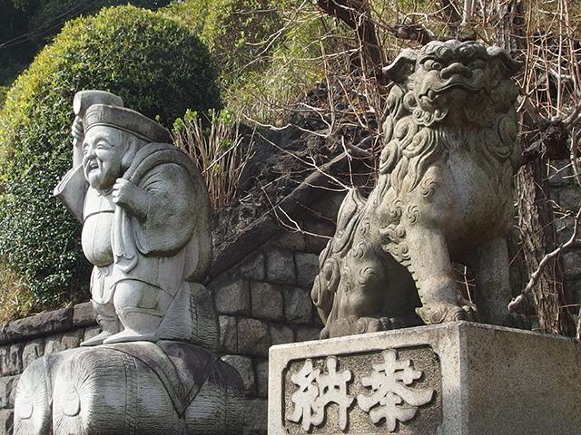 品川神社写真