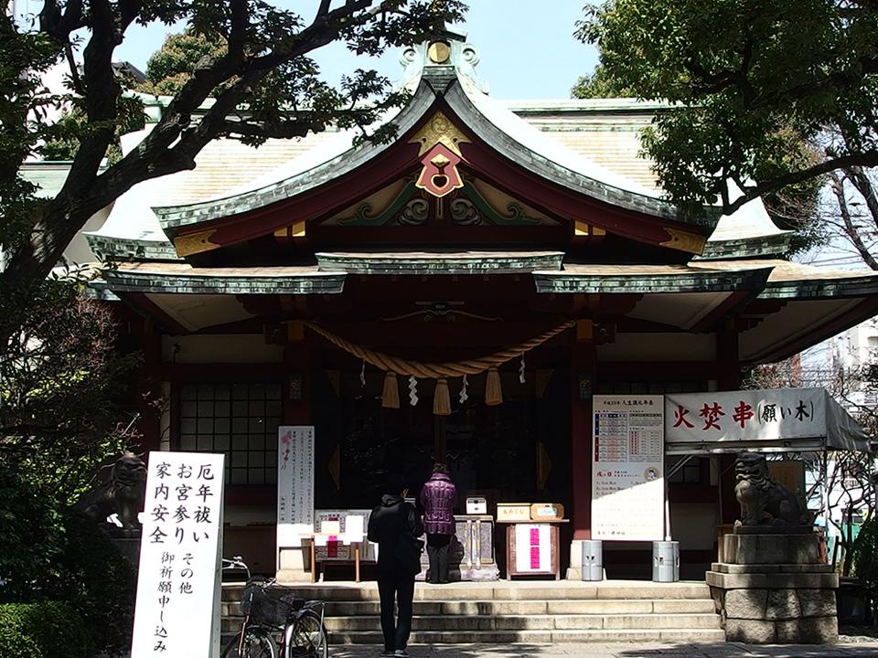 蒲田八幡神社