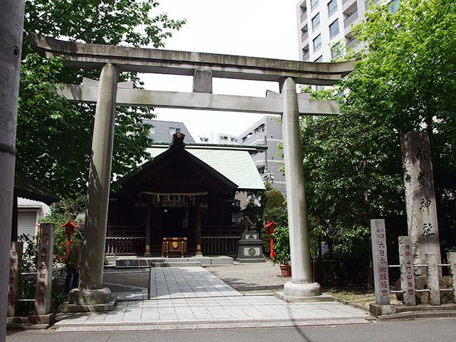 蔵前神社写真