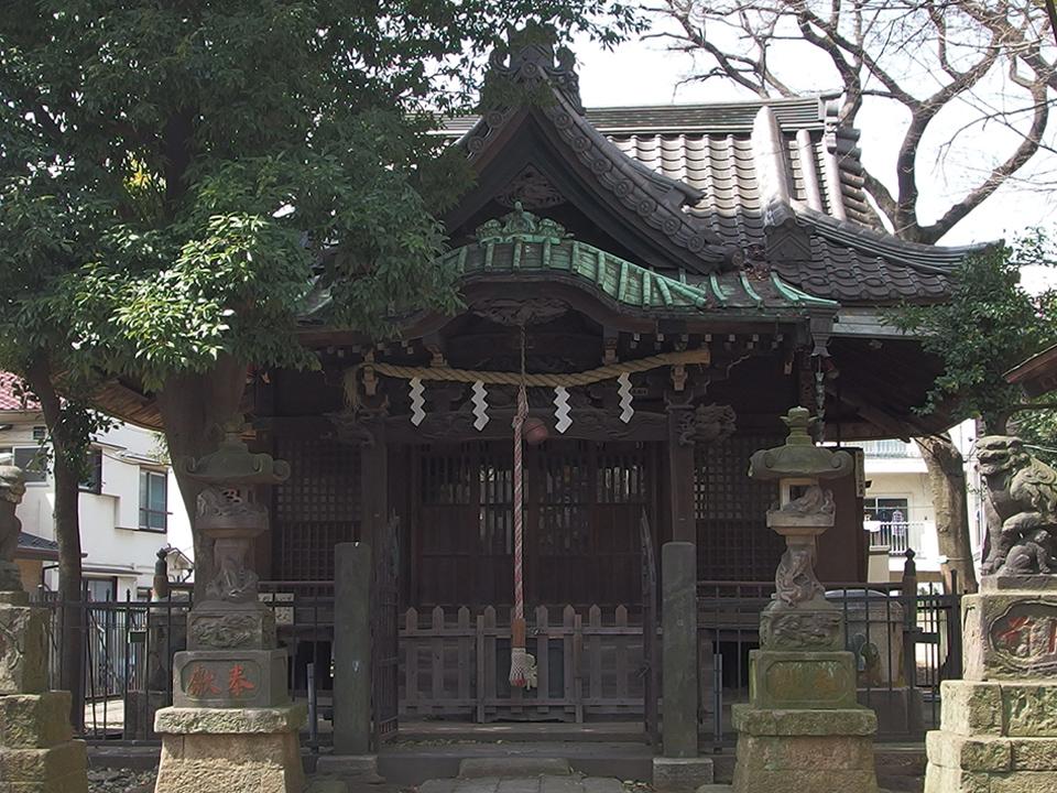 南品川諏方神社