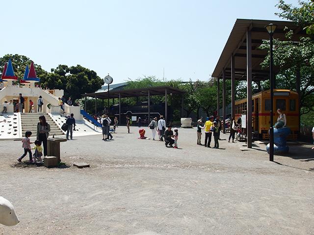 飛鳥山公園写真