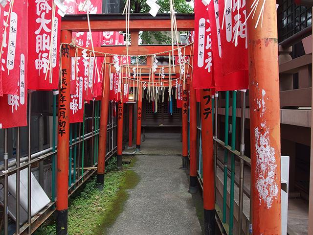 谷戸三輪神社写真