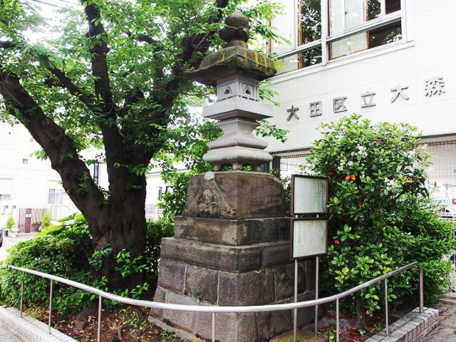 東海道常夜燈