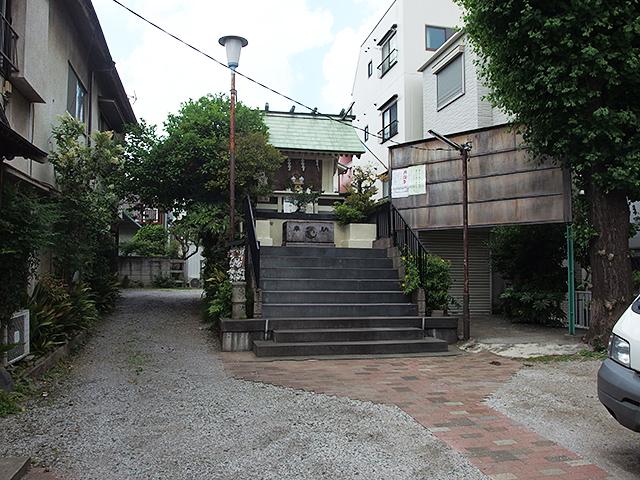 巣鴨大鳥神社写真