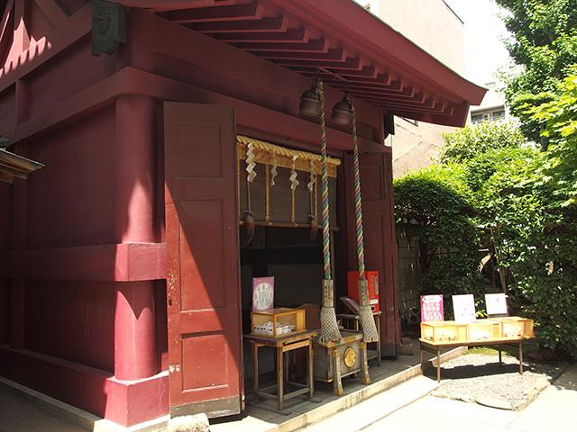 笠間稲荷神社東京別社写真