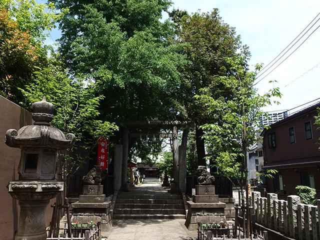 下神明天祖神社写真