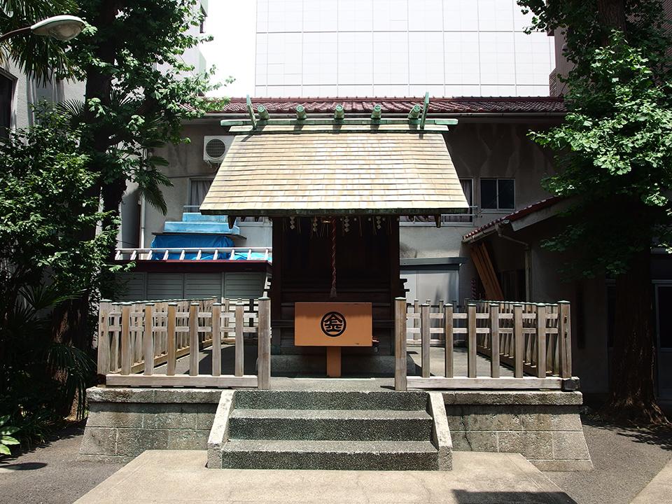 新川金刀比羅神社