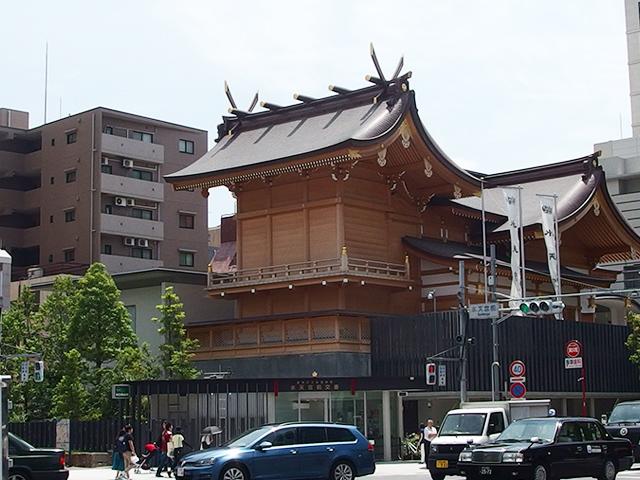 東京水天宮写真