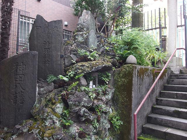 柳森神社写真