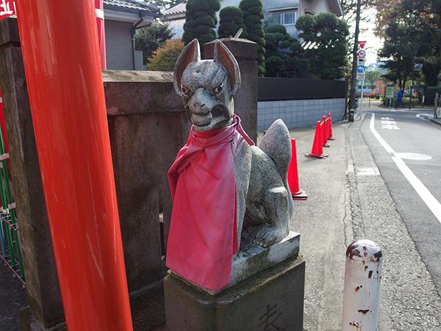 笠森稲荷神社写真