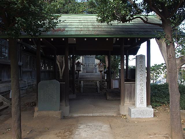 杉山神社(横浜市鶴見区)写真