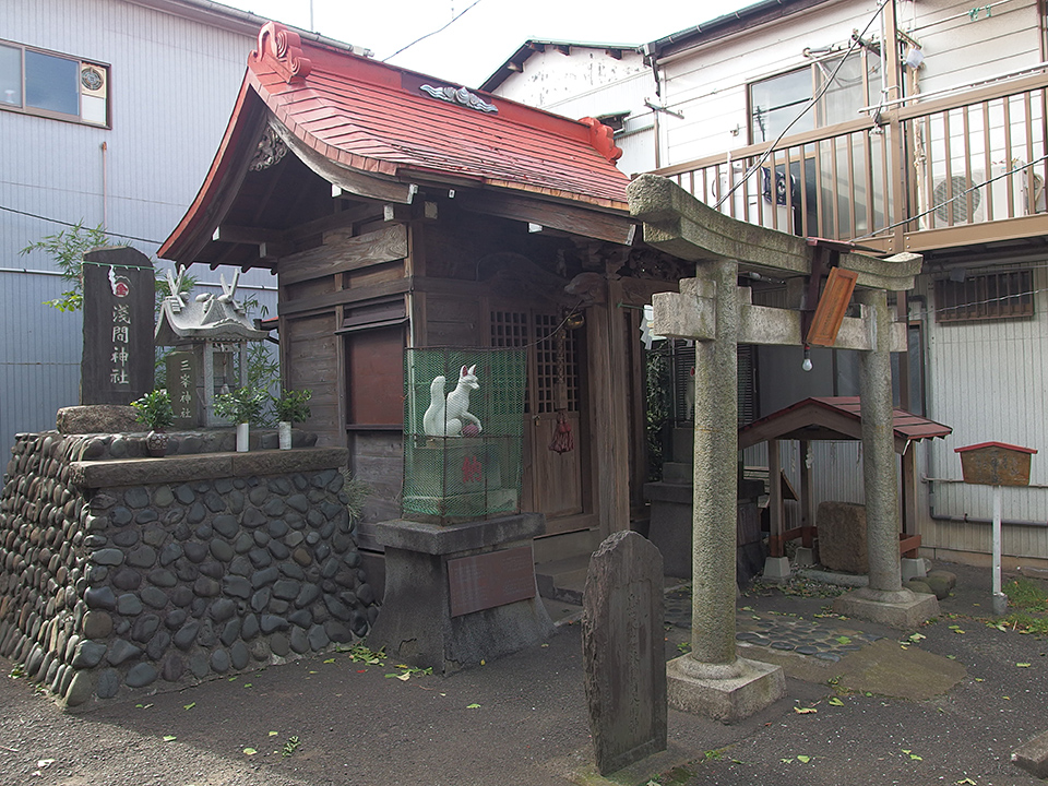 烏巣之森稲荷神社