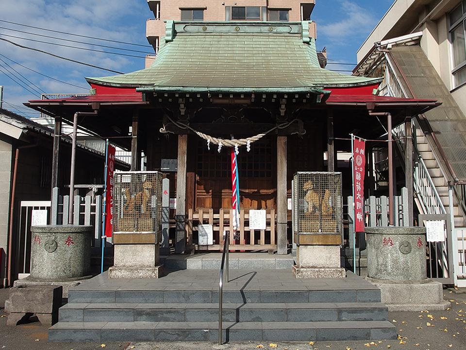 義田稲荷神社