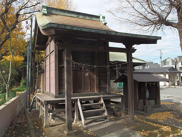 塩浜神明神社写真