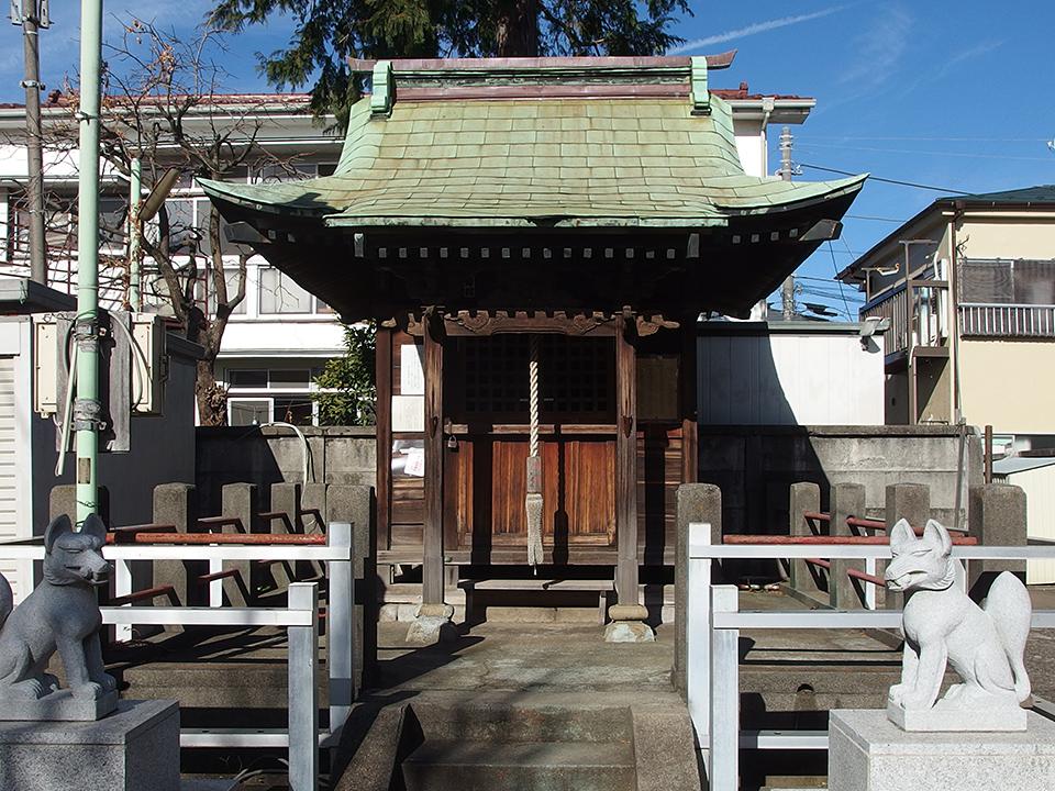 西守稲荷神社