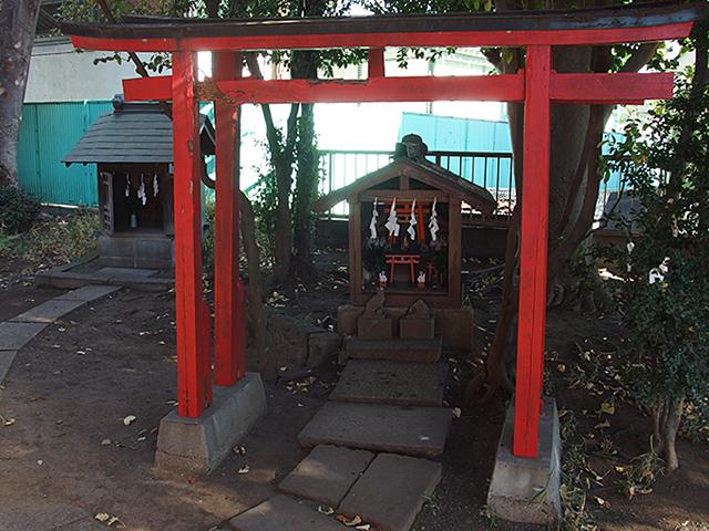 杉山大神(横浜市神奈川区六角橋)写真