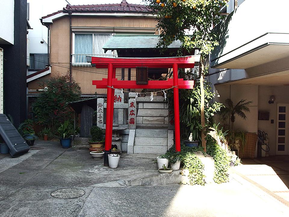 箭弓稲荷神社(横浜市神奈川区)