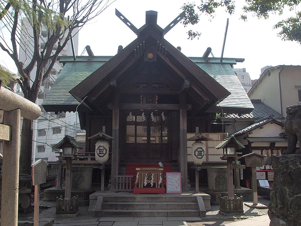 三島神社(下谷)