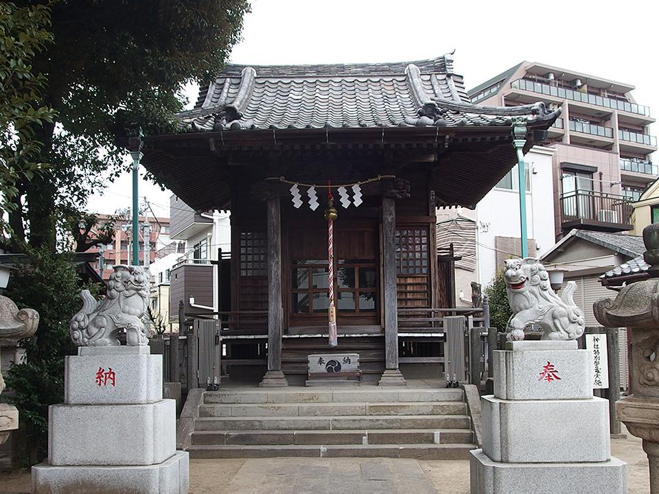 今泉神社(大田区)