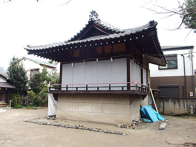 若宮八幡神社(大田区)写真