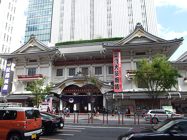 歌舞伎稲荷神社写真