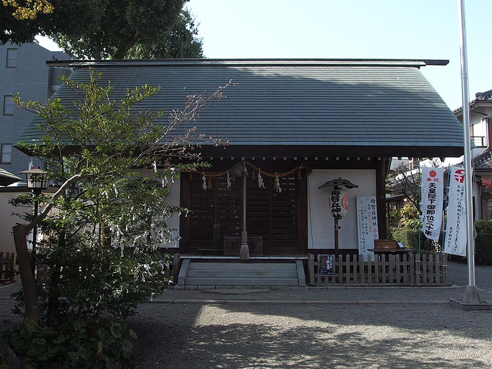 母智丘神社(町田市)