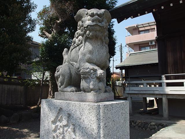 日枝神社(鵜野森)写真