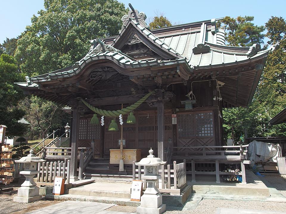 谷口鹿島神社