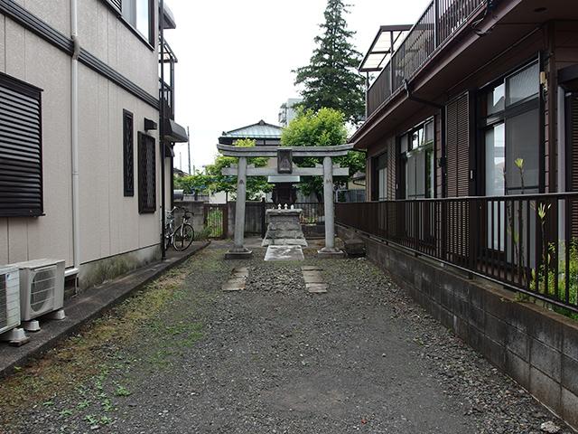 長壽稲荷社(横浜市緑区長津田)写真