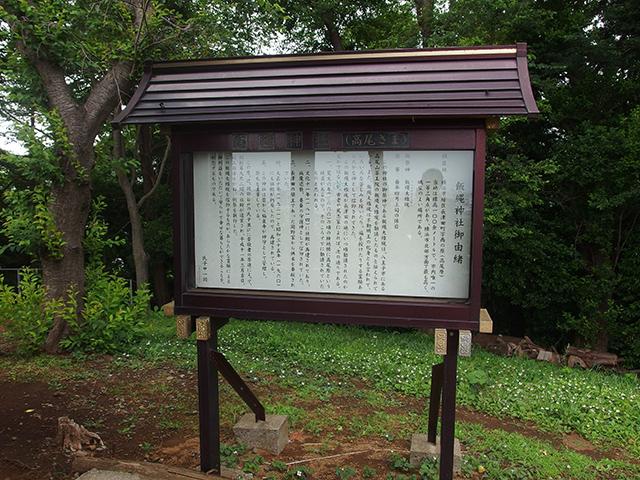 飯縄神社(横浜市緑区長津田町)写真