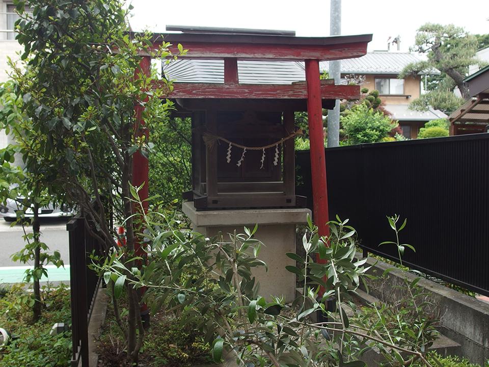 福寿稲荷社(横浜市緑区長津田)
