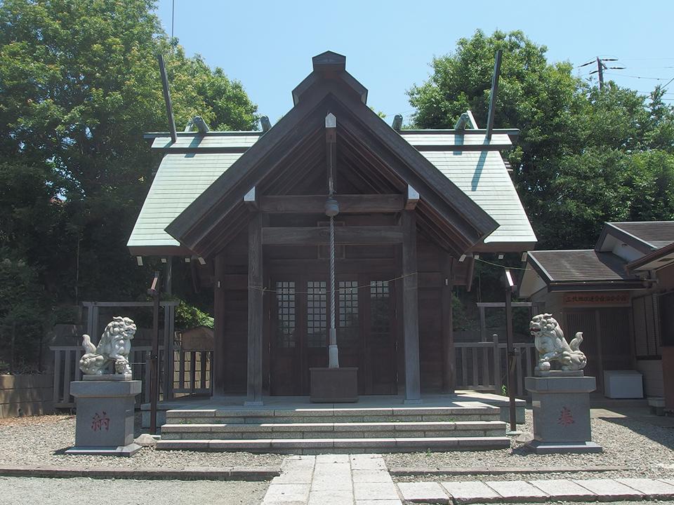 三枚町神明社