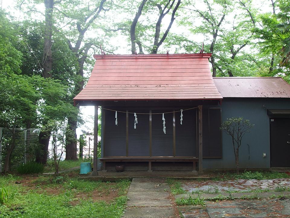 聖徳太子堂(横浜市港北区小机町)
