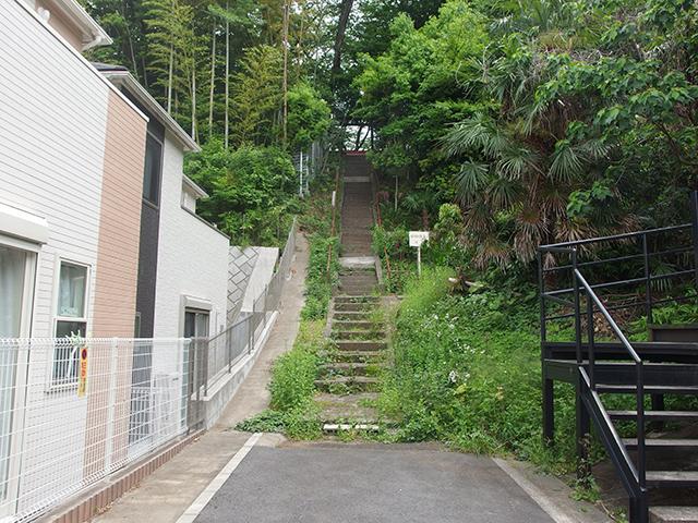 聖徳太子堂(横浜市港北区小机町)写真