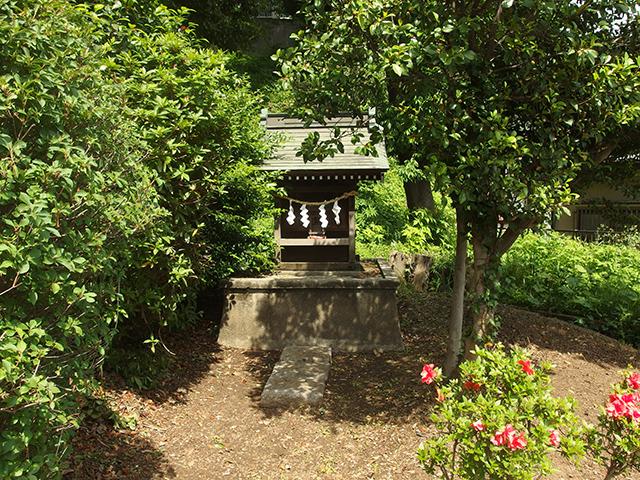 鳥山八幡宮写真