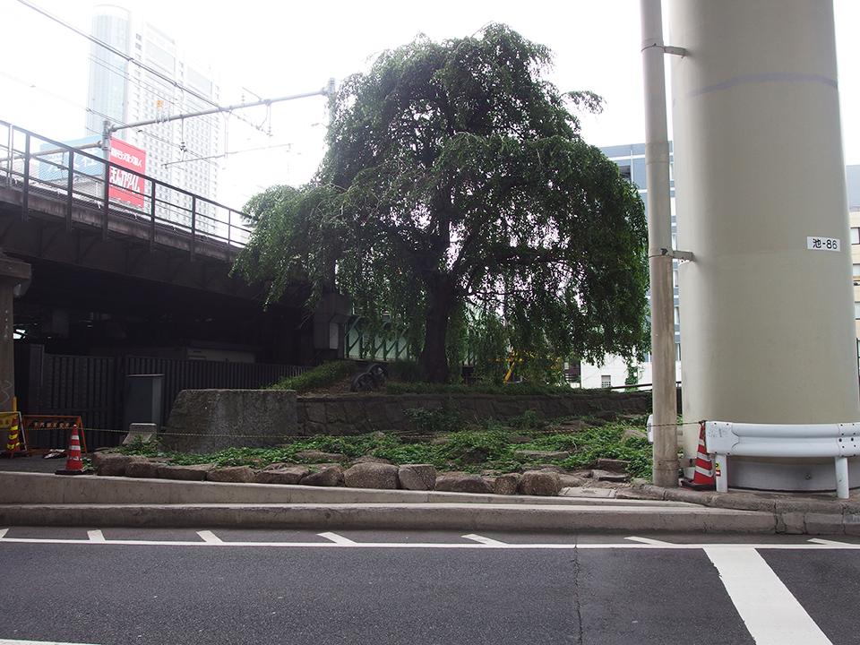 旧小石川見附跡