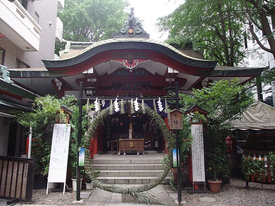 三崎稲荷神社