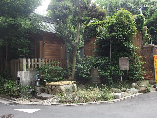 境稲荷神社(台東区)写真